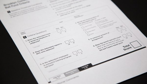 BCBF criteria sheet photo